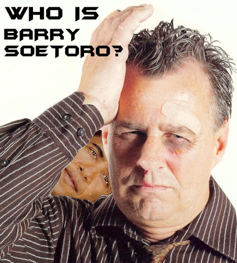 Picture of Barry soetoro - #8
