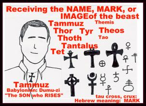 Image result for tammuz t cross